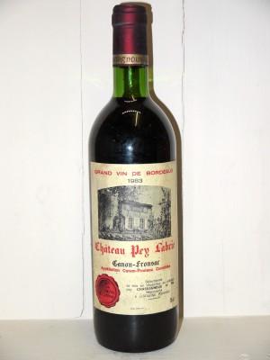 Château Pey Labrie 1983
