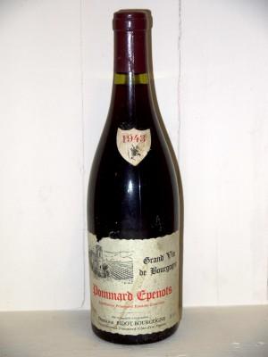Grands vins Pommard Pommard Epenots 1943 Domaine Bidot