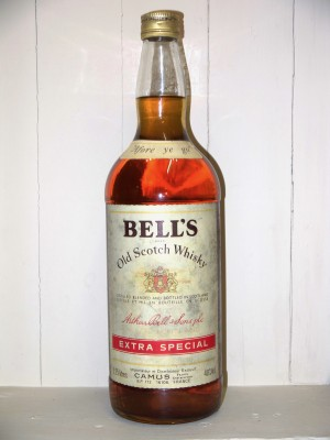 Bell's Old Scotch Whisky Extra Special Années 70 2,25litres