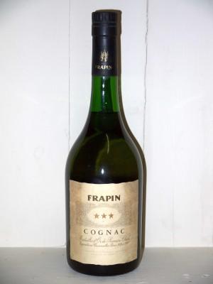 Cognac ancien Cognac Frapin Années 70