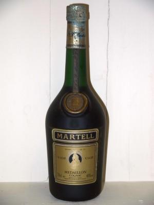 Cognac Martell Médaillon Années 80