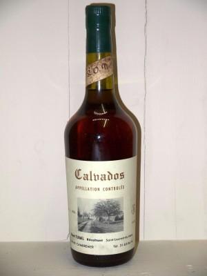 Calvados de collection Calvados VSOP Robert Turmel Années 80
