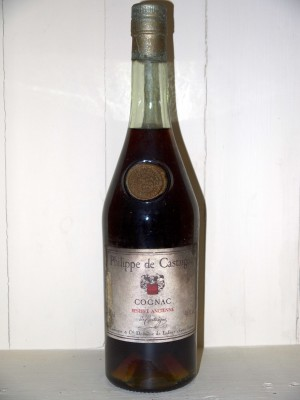 Cognac millesime Cognac Philippe de Castaigne Reserve ancienne Années 70/80