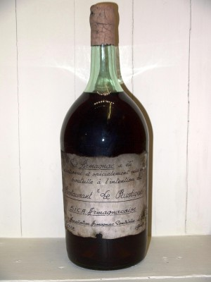 Pot de 2,5L d'Armagnac Années 50 SICA Armagnacaise