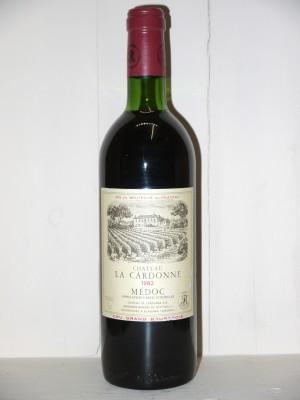 Château La Cardonne 1982
