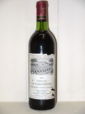 Château La Cardonne 1973