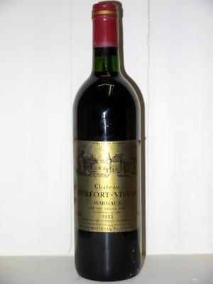 Château Durfort-Vivens 1985
