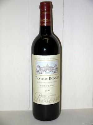 Château Bonnet 2000