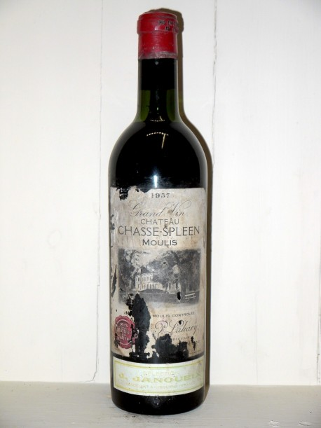 Château Chasse Spleen 1957
