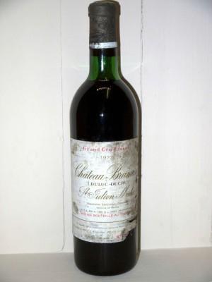 Château Branaire Duluc-Ducru 1972