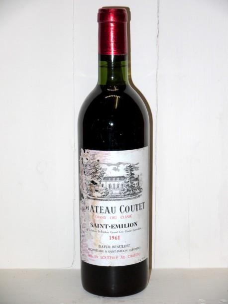 Château Coutet 1961