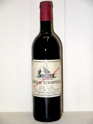 Château Beychevelle 1984