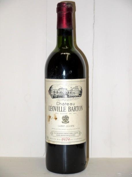 Château Leoville Barton 1979