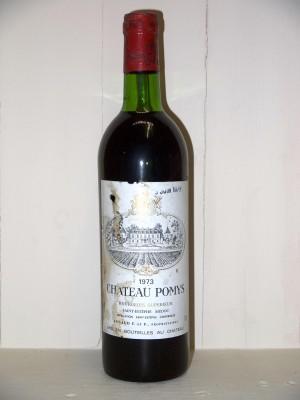 Château Pomys 1973