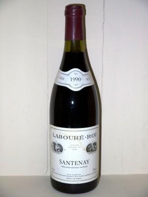 Grands vins Autres appellations de Bourgogne Santenay 1990 Labouré-Roi