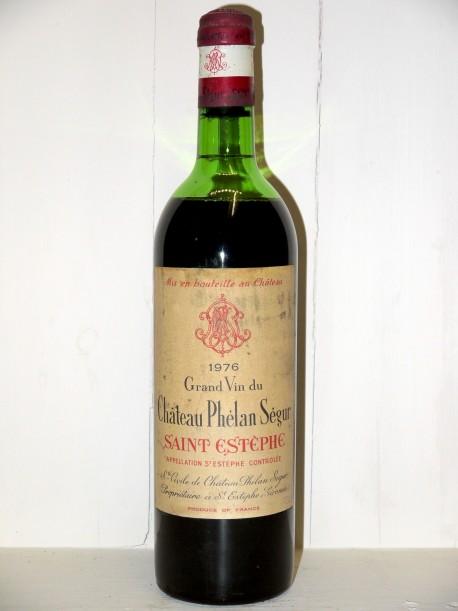 Château Phélan Ségur 1976