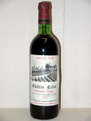 Château Calon 1972