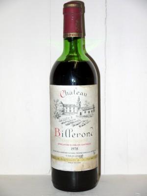 Château Biperond 1978