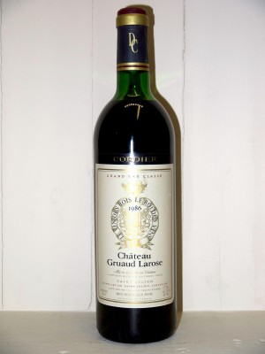 Château Gruaud Larose 1986