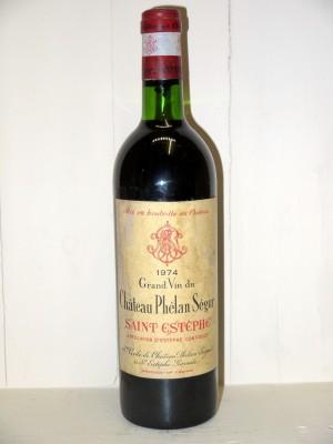 Château Phélan Ségur 1974