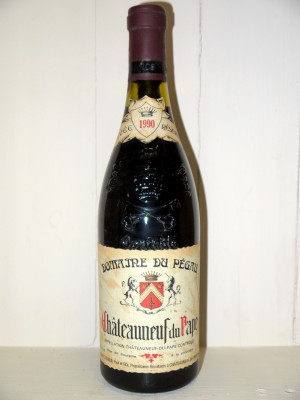 Grands vins Châteauneuf du Pape Domaine du Pégau 1990 Cuvée Réservée