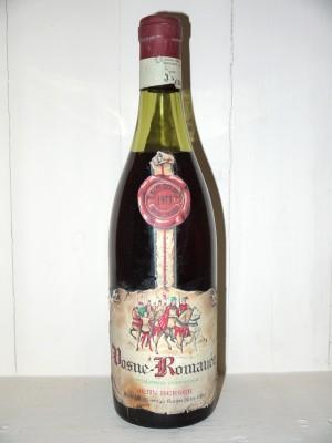 Vosne Romanée 1973 Jean Berger