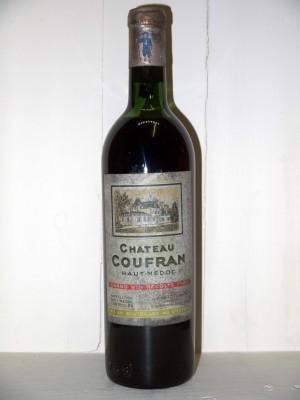 Grands crus Haut-Médoc Château Coufran 1966