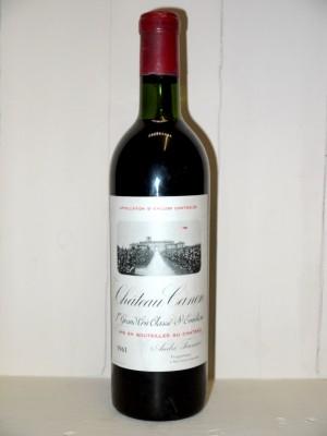 Château Canon 1961