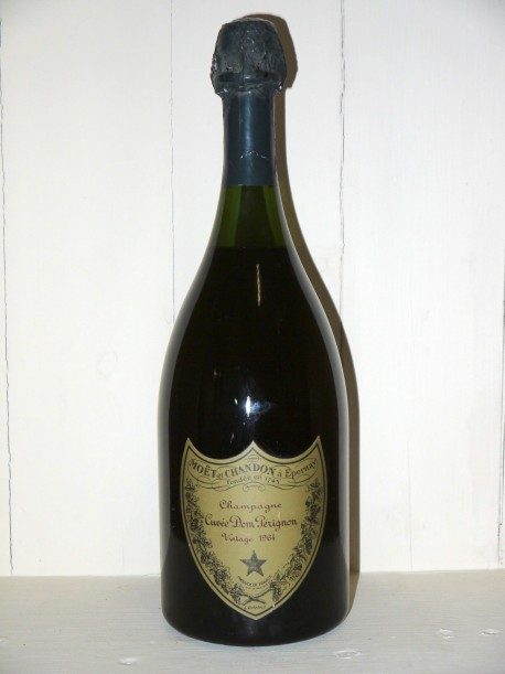 Champagne Dom Perignon 1964