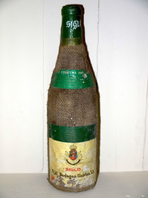 Grands vins Spain Siglo Cosecha 1966