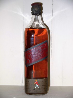 Johny Walker Red Label Années 50/60