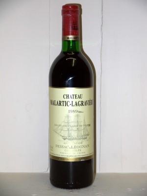 Château Malartic-Lagravière 1989