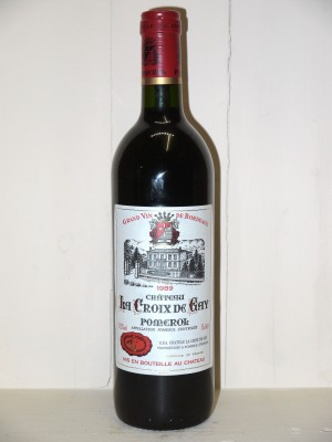 Grands crus Pomerol - Lalande de Pomerol Château La Croix De Gay 1989