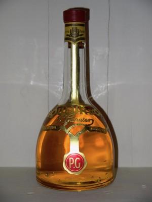 Liqueur millesime Liqueur d'Or Garnier Années 60