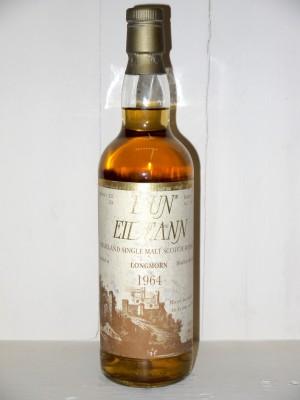 Whisky millesime Longmorn 1964 Dun Eideann