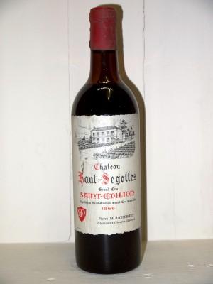 Château Haut-Segottes 1966