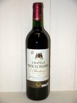 Grands vins Haut-Médoc Château Tour de Bigorre 1999