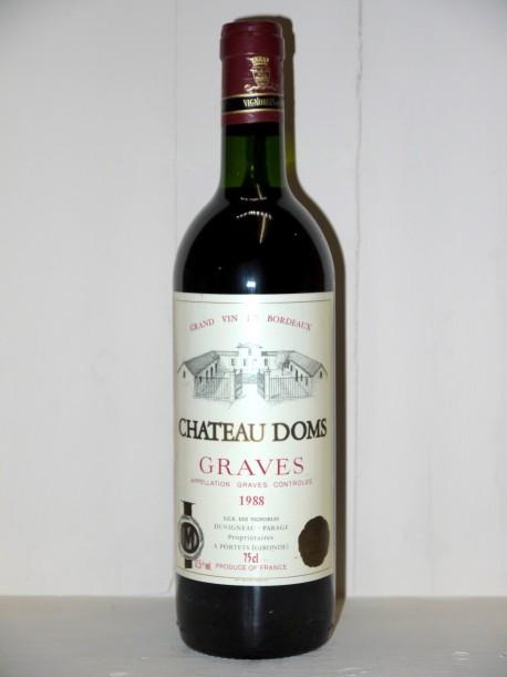 Château Doms 1988