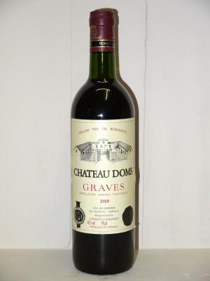 Château Doms 1989