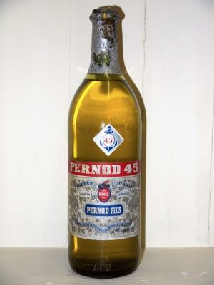 Pernod 45 Liqueur d'Anis années 50