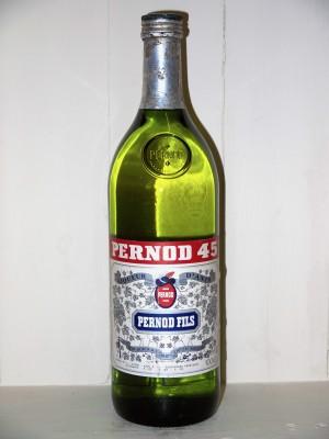 Liquor ancien   Pernod 45 Liqueur d'Anis années 70
