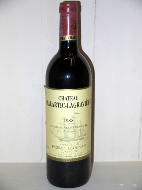 Château Malartic-Lagravière 1988