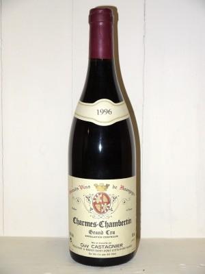 Charmes Chambertin Grand Cru 1996 Domaine Castagnier