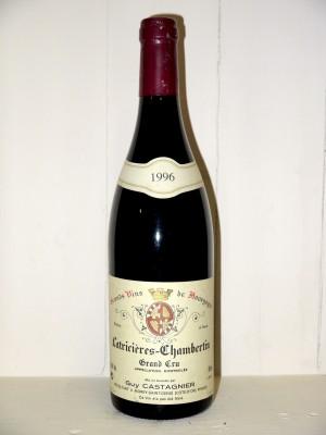 Latricières-Chambertin Grand Cru 1996 Domaine Castagnier
