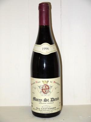 Morey Saint Denis 1996 Domaine Castagnier