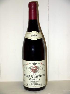 Mazy-Chambertin Grand Cru 1998 Domaine Castagnier