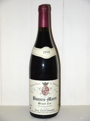 Bonnes Mares Grand Cru 1998 Domaine Castagnier