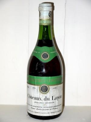 Coyeaux du Layon 1966 Compagnie de la Vallée de la Loire