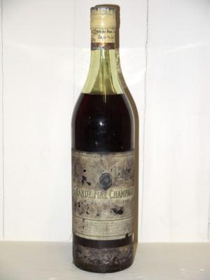 Cognac de prestige Grande Fine Champagne Logis de la Mothe circa 1960