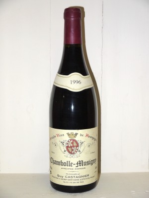 Chambolle-Musigny 1996 Domaine Castagnier